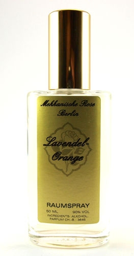 Lavendel-Orange Raumspray 50ml