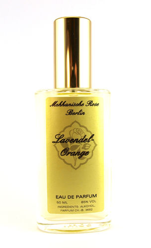 Lavendel-Orange - Eau de Parfum