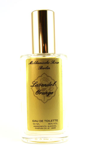 Lavendel-Orange - Eau de Toilette